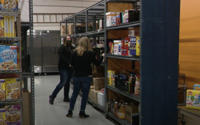 Cargill helps WSCP Meet the Rising Need for Help