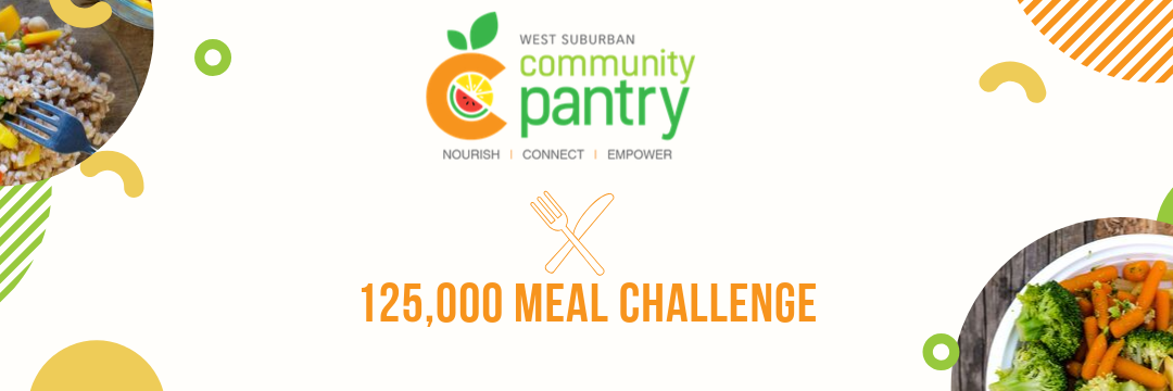 125,000 meal challenge