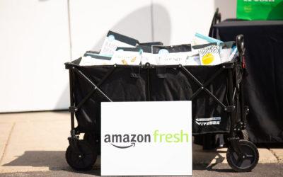 Amazon Fresh Store Delivers Help