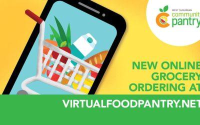 NEW Virtual Food Pantry