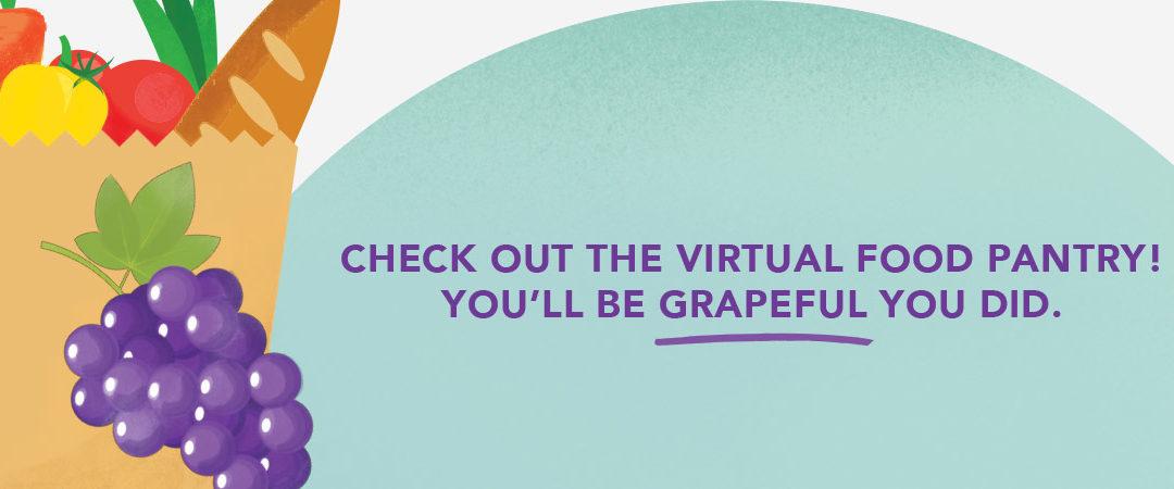 Virtual Food Pantry